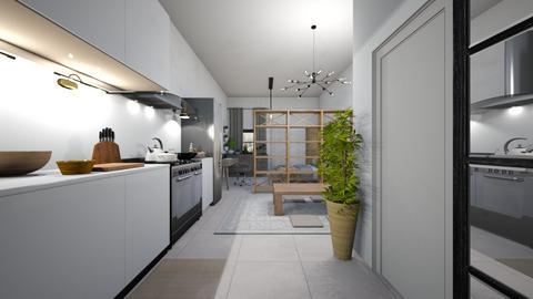 SKT Apartment Entry - Minimal - by lukecepheidv