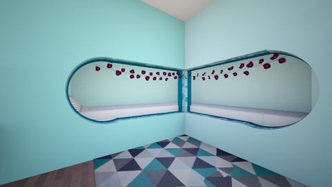 RMHC_IP_90 Corner beds - Bedroom  - by SunshineAllie