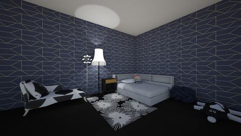 dreamroom - Bedroom  - by xyzpayton