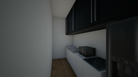 Little modern kitchen - by Jompton
