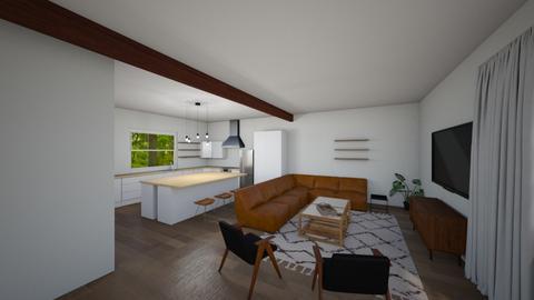 Main Floor 3 - by Teigh Lynn