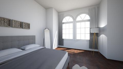 GW - Bedroom  - by Twerka
