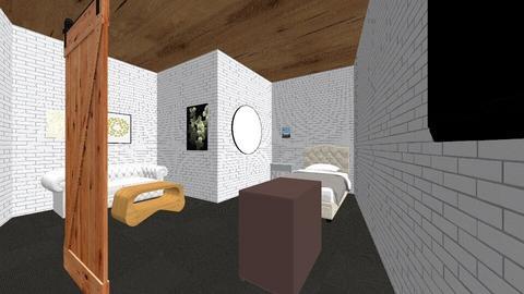 bedroom - Modern - Bedroom  - by kimya