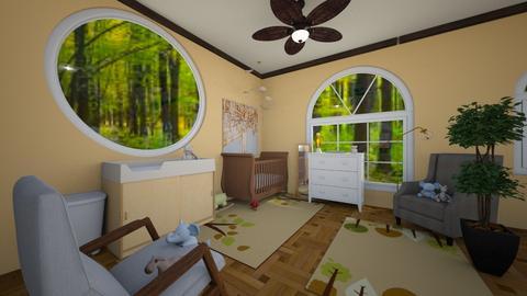 nursery 2 - Classic - Kids room  - by vxckzz