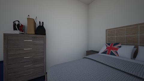 faye - Bedroom  - by krgee