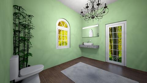 Main bathroom - Bathroom  - by Maudemarie