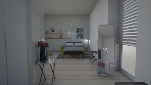 Light Human Hotels - Modern - Bedroom  - by Annathea