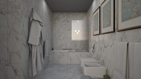 Linden Bathroom 2 - Modern - Bathroom  - by Claudia Correia