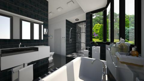 Susan - Bathroom  - by milyca8