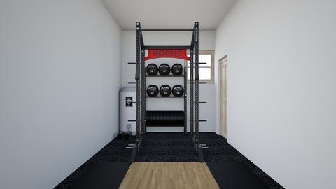 small gym - by rogue_cff1637bb44259dd0eb4fc56f92ab