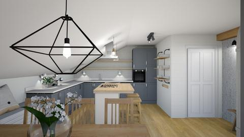 Ucman_Klopcic plan1_4 - Kitchen  - by Petja1980