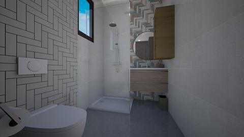 master bath 3 - Bathroom  - by Naf_f