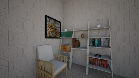 Reading Corner - Kids room  - by Kay_Jackson