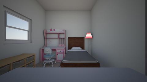 Pogos Bedroom - Kids room  - by anirban17