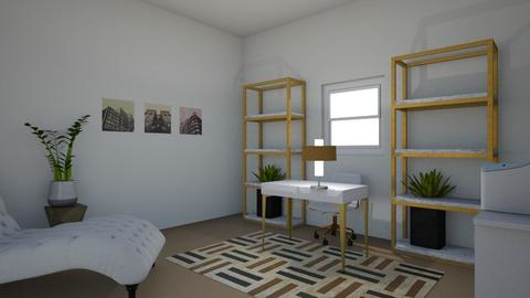 Tiff1 - Modern - Office  - by sanclay
