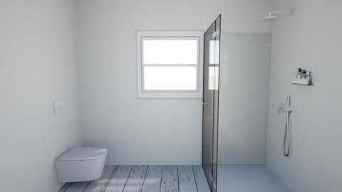 Adali Radke Master Bath s - Bathroom  - by JohnBenedict