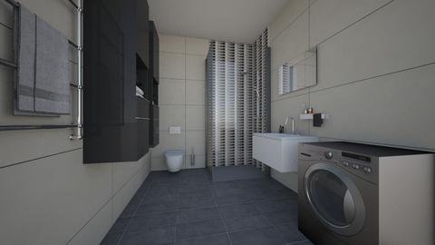 tasos - Bathroom  - by naanaatoo