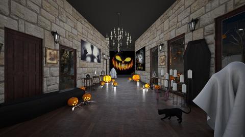halloween 2 - by Domenica Molina