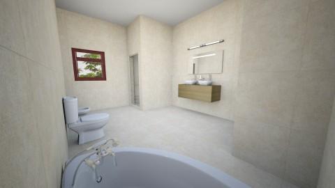 Master Bathroom Nyari31 d - by Zarinah_Otan