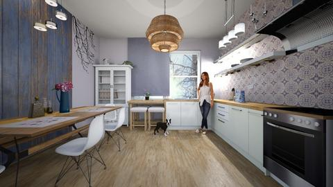 kitchen - Kitchen - by WoodenWorkShop