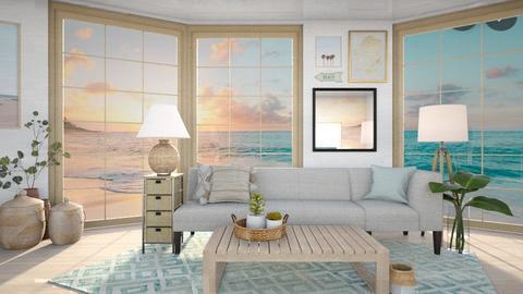 Coast - Modern - Living room  - by LuluDesignStyle