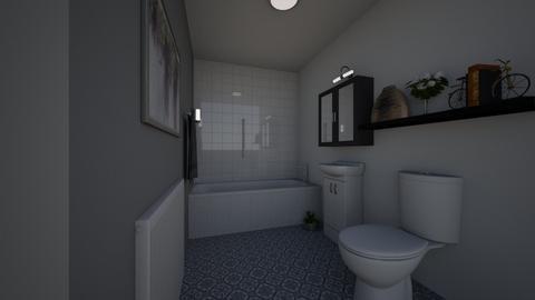 Beccas Bathroom - Bathroom  - by niall2019
