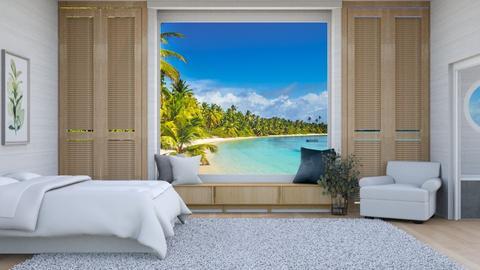 Contest No2_ - Bedroom  - by Aristar_bucks