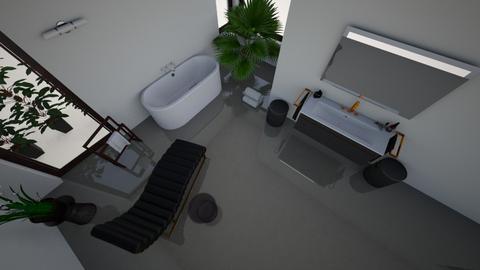 Bathroom  - Bathroom  - by Neatorina