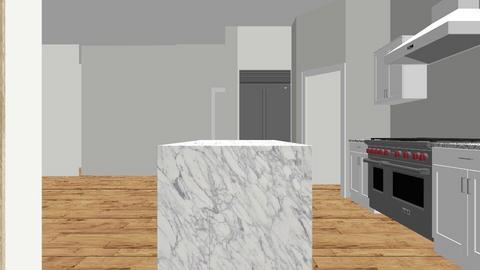 Phase 2 - Kitchen  - by KKerickson