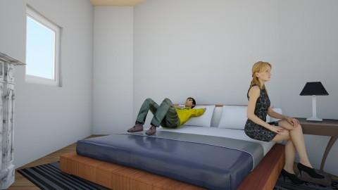 Master Bedroom - Vintage - Bedroom  - by toad2housebuilder