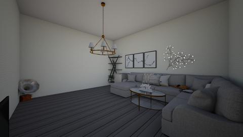 Modern living room - Modern - Living room  - by 2163898156