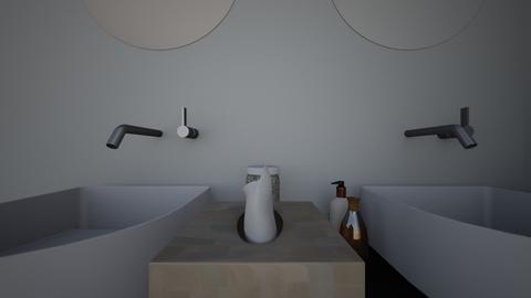 thepoopgoesinthetoilet - Bathroom  - by ryellejohnson