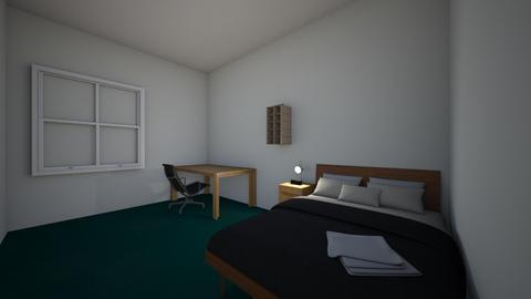 bedroom attempt juan - Bedroom - by eisaaa
