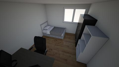 Karsten kamer - Bedroom  - by Double_Kimp
