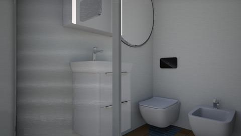 Cologno M bagno 2 - Bathroom - by natanibelung