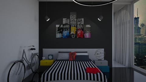Property 1 Bedroom - Bedroom - by Bekah Lynn