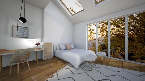 attic - Bedroom - by belly bel bel