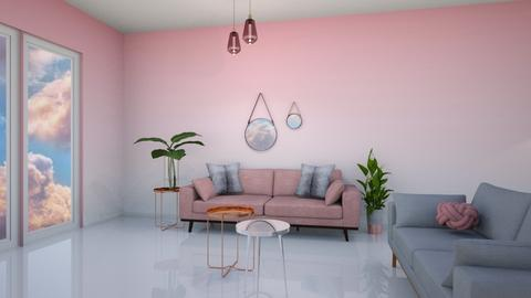 Blurry Living Room - Living room  - by KittyPrincess77