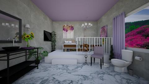 Lavender - Bathroom  - by VeroDale