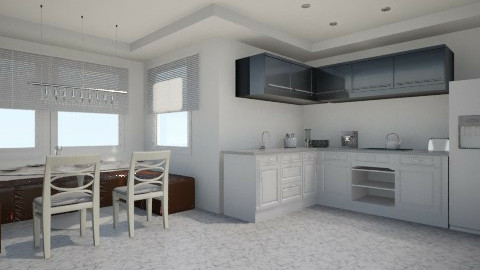 classic kitchen - Classic - Kitchen  - by Karine Hakobayan