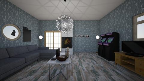 frostylynx follower room - Modern - by Frostylynx
