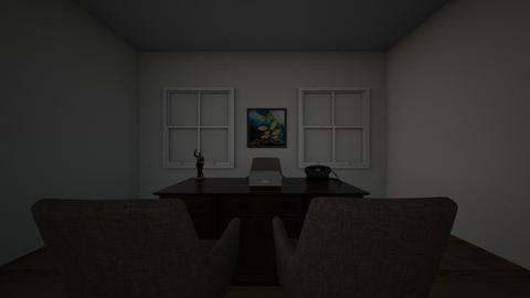 Sala de reuniones - by theraxs00