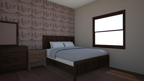 Chases Bedroom - Country - Bedroom  - by ChaseHot