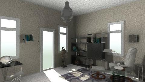 modern - Modern - Living room - by helindir