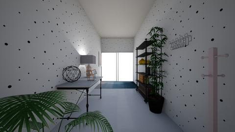 Welcoming hallway - Modern - by Hali Lieser