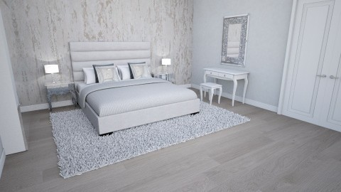 Design a bedroom - Glamour - Bedroom  - by pindelkamila20