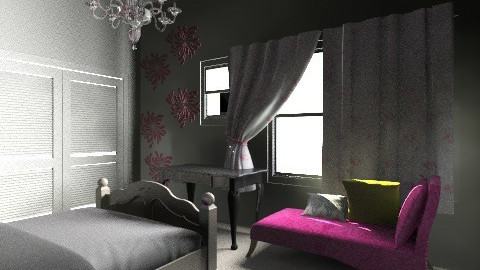 Sophias Room - Glamour - Kids room - by cmatosgonzalez