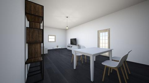 Woonkamer PAV - Modern - Living room  - by zoegeerts