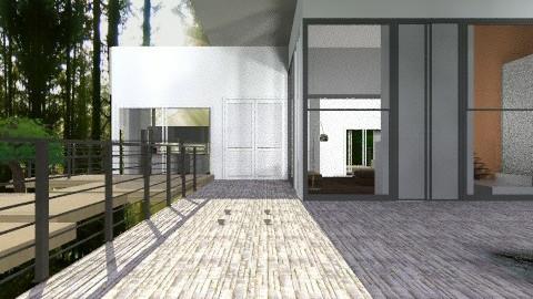 casa campo - Modern - Garden  - by ARMIDA 1