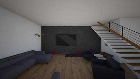 dreeeeeam - Rustic - Living room  - by alamedarui